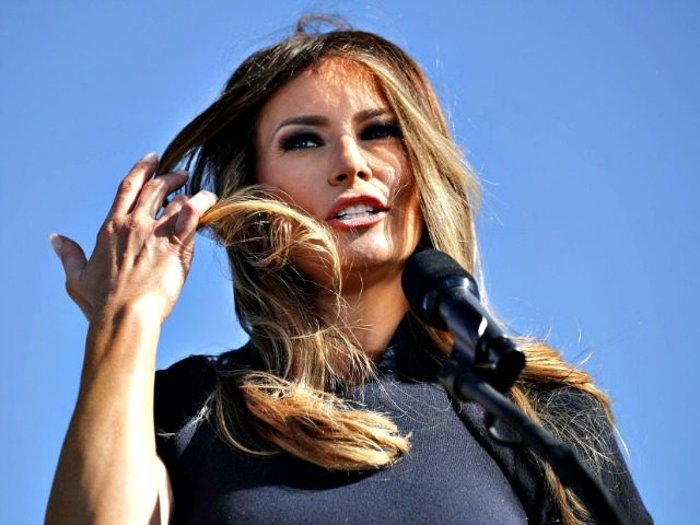 Melania: Children Know Social Media Pitfalls Better 'Than Some Adults'