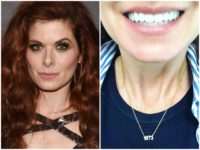 'Will & Grace' Star Debra Messing Dons '1973' Necklace Celebrating Roe v. Wade Abortion Decision