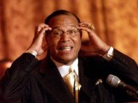 The Honorable Minister Louis Farrakhan gives the keynote address during the 'Taking Back Responsibilty Hip Hop Summit' at the New York Hilton in New York City. 6/13/01 Photo by Scott Gries/Getty ImagesThe Honorable Minister Louis Farrakhan gives the keynote address during the 'Taking Back Responsibilty Hip Hop Summit' at the …