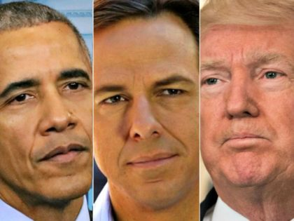 Jake Tapper: The Obama Administration Feared My Questions About as Much as Trump's