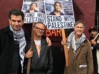 Alexandria Ocasio-Cortez Palestine fans (BDSlist / Twitter)