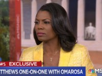 Omarosa: Apprentice Production Staff Wants to Drop Trump N-Word Tape