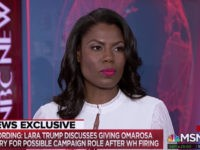 Omarosa Releases Recording of Lara Trump Offering Her $180K Salary for Campaign Role After WH Firing