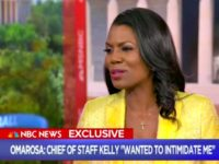Chris Matthews: Omarosa 'Boldfacely' Snuck Recorder into Situation Room
