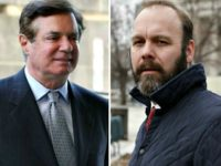 Paul Manafort, Rick Gates split