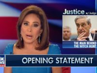 Pirro: Mueller Is the Dems' 'Serial Cleaner' — Says Former FBI Director Played Role in Benghazi Cover-Up