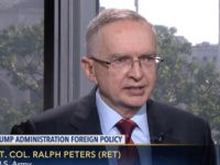 Ralph Peters: Trump 'Distinctly Un-American,' President, 'Enthralled to a Foreign Power'