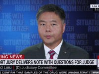 Dem Rep Lieu: Trump Pardoning Manafort Would Be 'Grounds for Impeachment'