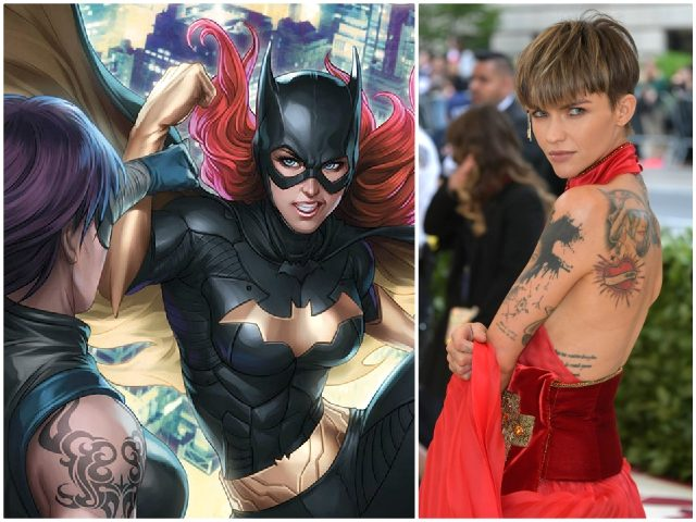 Ruby Rose Is Batwoman in The CW's New Superhero Series