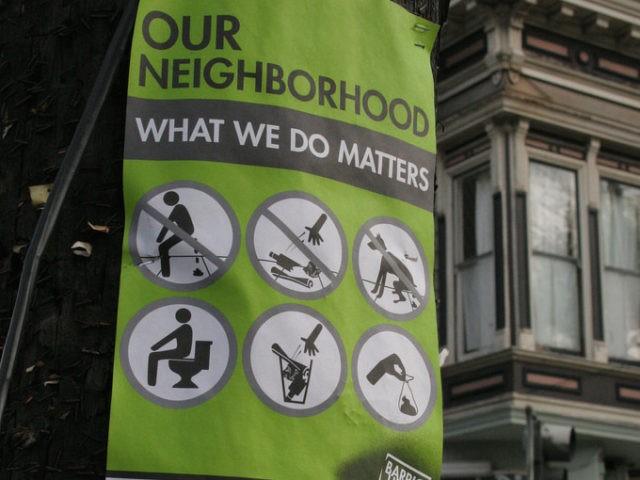 San Francisco poop poster (Flickr / Orin Zebest / CC / Cropped)