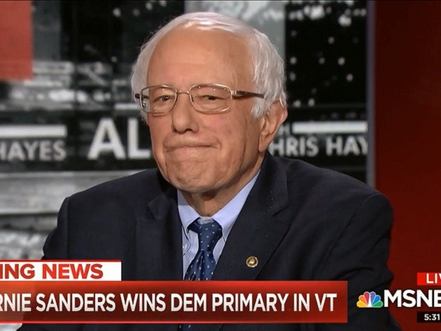 Sanders: I'm Declining Dem Nomination and Running as an Independent