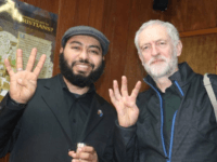 Corbyn Slammed for Making Muslim Brotherhood Islamist Salute