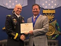 Civilian Contractor Awarded Medal of Valor After He and Another Fought Off Taliban