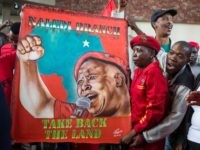 South Africa EFF land reform (Wikus de Wet / AFP / Getty)