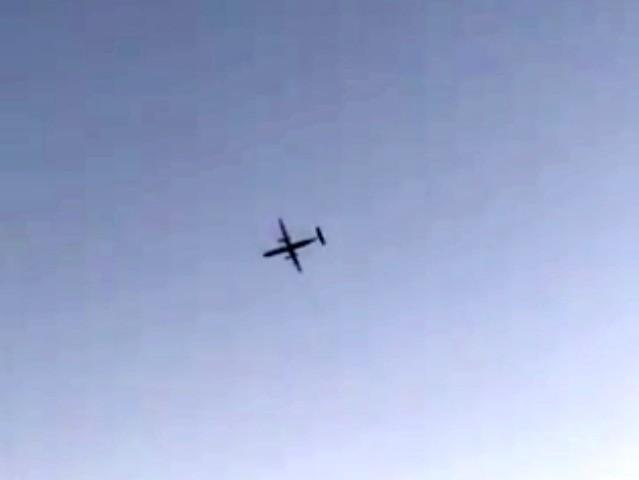 Stolen Plane