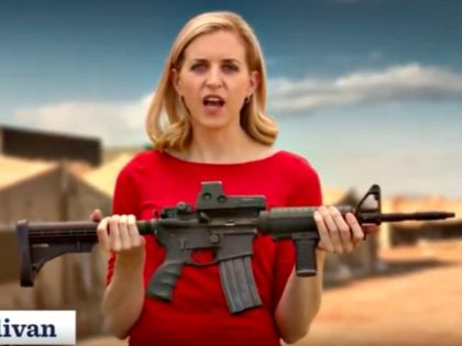 Marine Gunnery Sgt. (ret.) Mocks Gun Control Candidate's 'Dainty' Handling of AR-15