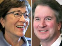 Susan Collins: Brett Kavanaugh Agrees that Roe v. Wade Is Settled Law