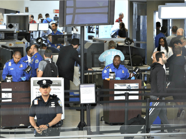 TSA considers ending passenger screening at smaller airports, report says
