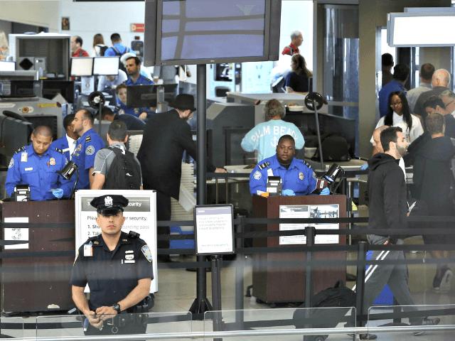 TSA Airport Security