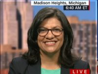 Dem Candidate Rashida Tlaib's Anti-Israel Comments Too Much Even for Soros-Funded J Street