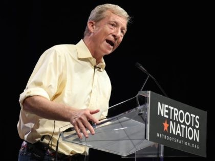 Tom Steyer at Netroots Nation (Twitter)