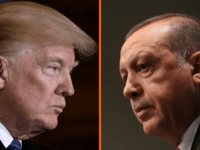 Report: Erdogan Urges Trump in Phone Call to Let Turkey Control Kurdish Syria