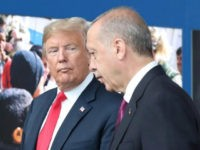 Donald Trump Challenges Turkey: 'We Are Not Going to Take It'