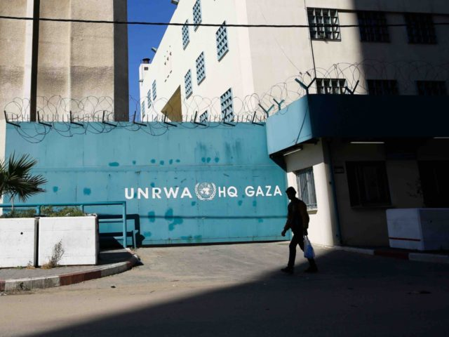 UNRWA (Mohammed Abed / AFP / Getty)