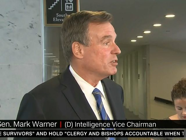 Senate Intel Chair: House Canceling Session Looks Like 'Overabundance of Caution,' Threat to Capitol 'Mostly Seems to Be Internet Chatter'