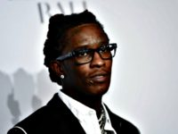 Rapper Young Thug Arrested, Booked on Weapons Possession