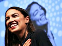 Alexandria Ocasio-Cortez Claims Jewish Ancestry at Hanukkah Party