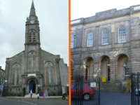 (L) Church built from funds donated by the successful Leith merchant Sir John Gladstone. It is now the Guru Nanak Gurdwara Singh Sabha Temple, having been bought by the Sikh community which began settling in Leith in the early 1950s. There is a certain historical irony here, because one of …