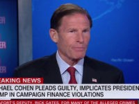 Blumenthal: 'We're in a Watergate Moment' — Republicans Will Join Effort to Save Our Democracy