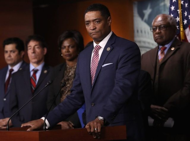 cedric richmond cbc (Win McNamee / Getty)