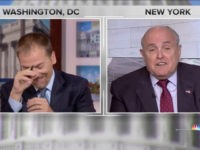 Rudy Giuliani Battles Chuck Todd — 'Truth Isn't Truth'