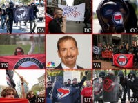 NBC News' Chuck Todd claimed that antifa violence is an issue localized to Portland, Oregon.