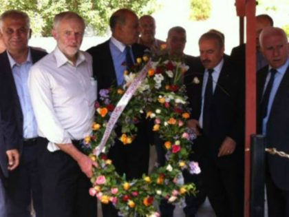 Israeli Prime Minister Benjamin Netanyahu has publicly admonished UK Labour Party leader Jeremy Corbyn after pictures emerged confirming the opposition attended a 2014 wreath-laying ceremony for Palestinian terrorists.