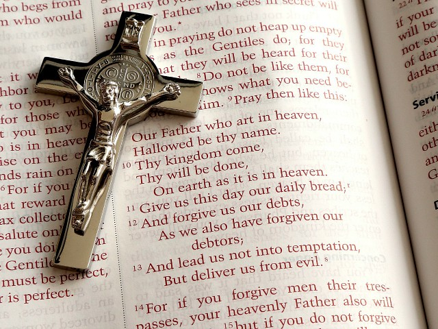 Changes to Lord's Prayer to Be Made Official in Italy