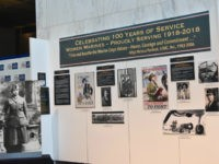 Arlington National Cemetery Exhibit Celebrates 100 years of Women Marines