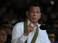 Duterte Tasks Officials with Funding Coronavirus Fight: 'You Can Steal, I Don't Care'