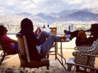 The lavish lifestyles of some Iranian families has drawn ire Credit: Instagram