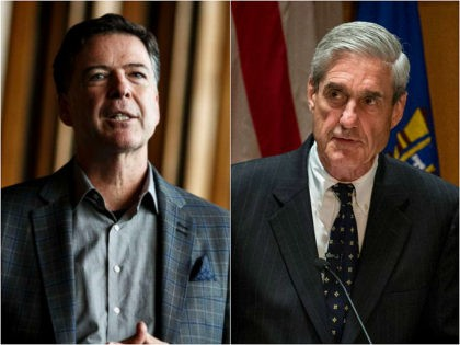 Seamus Bruner: Comey-Mueller 'Cash in Through the Revolving Door' of the Swamp