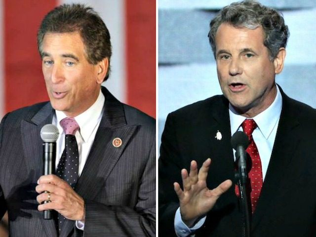 jim renacci,sherrod-brown