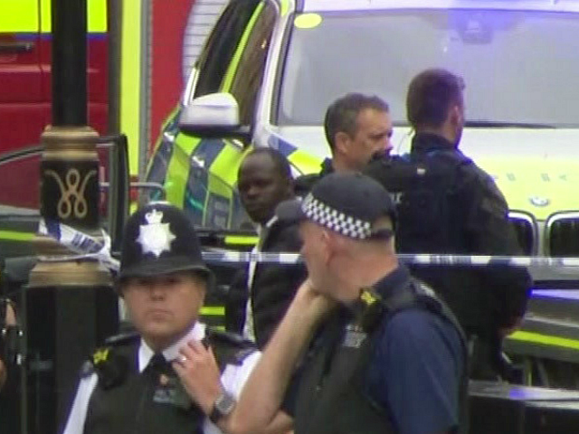 Security Minister: London Suspect a 'British Citizen Who Came From Another Country Originally' (An Immigrant)