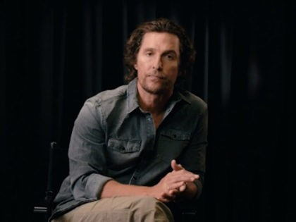 Matthew McConaughey Says 'We Are At War' with Coronavirus in Isolation PSA
