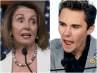 David Hogg to 'Old' Nancy Pelosi: 'Move the F**k off the Plate and Let Us Take Control'