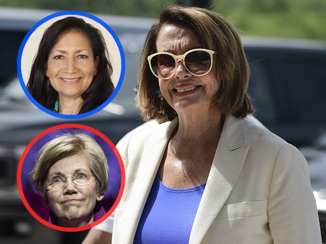 Nancy Pelosi: Deb Haaland Would Be 'First Native American Woman Ever' in Congress