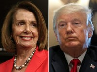 nancy-pelosi-donald-trump-getty-split
