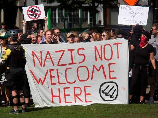 Kickstarter Ignores Terms of Service with 'Always Punch Nazis' Project | Breitbart