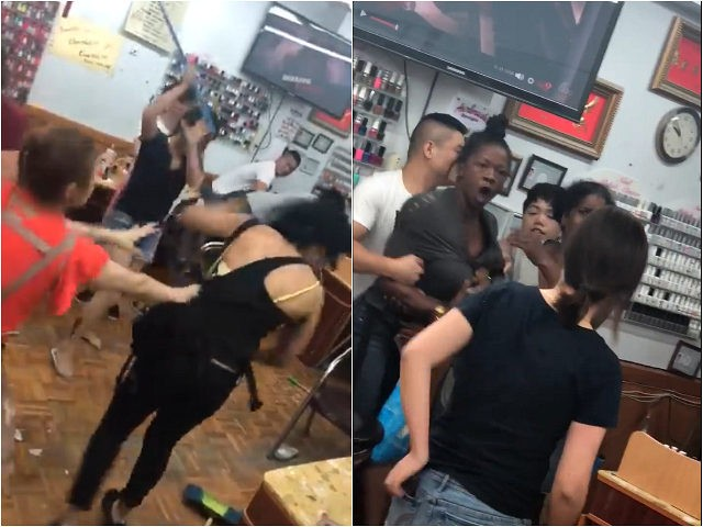 Police: Nail Salon Workers, Customers Brawl over Botched Eyebrow Job